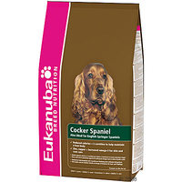 Eukanuba Dog Breed Nutrition Cocker Spaniel, 2,5 кг