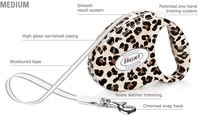 Flexi Fashion Ladies Leopard M