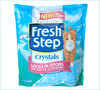 Наполнитель кошачий Fresh Step Crystals 3.6 кг
