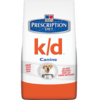 Hill's Prescription Diet Canine k/d лечение почек, 14 кг